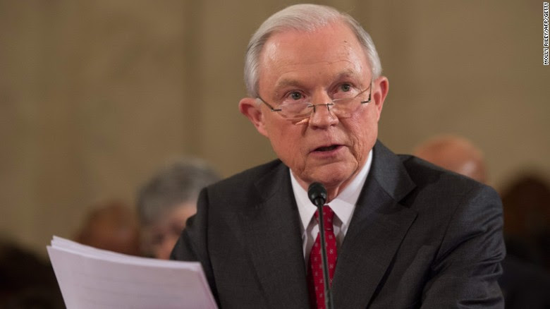 The Jeff Sessions Impact: It's All Going Down and This Is Where the Rubber Meets the Road...