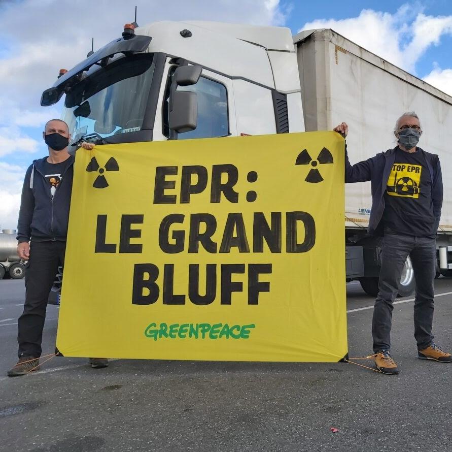 EPR : le grand bluff