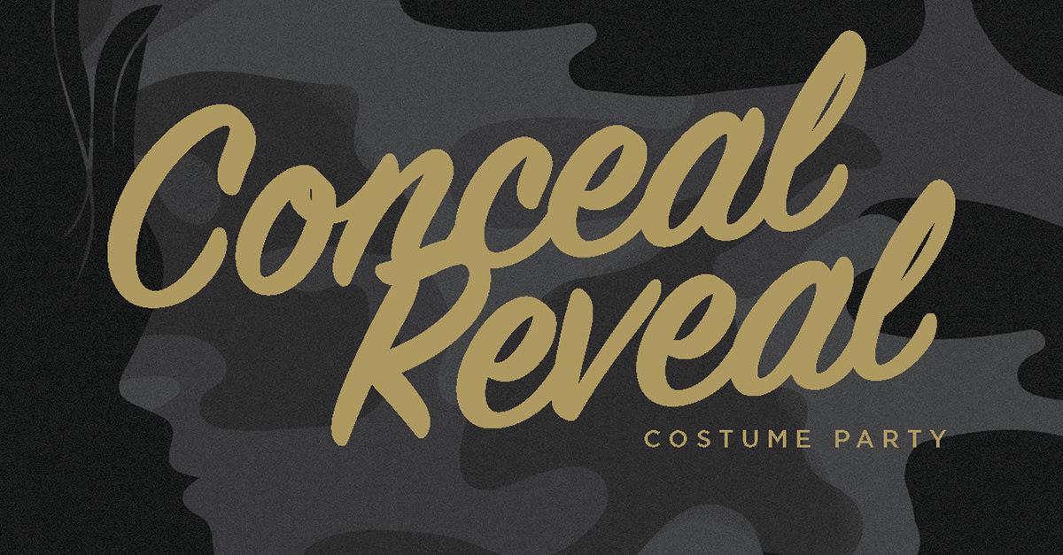 Conceal | Reveal