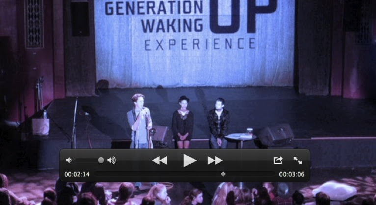 Generation Waking Up Video