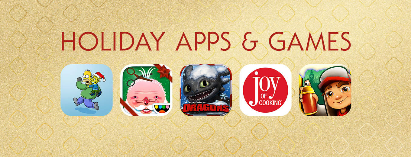 Holiday Apps & Games