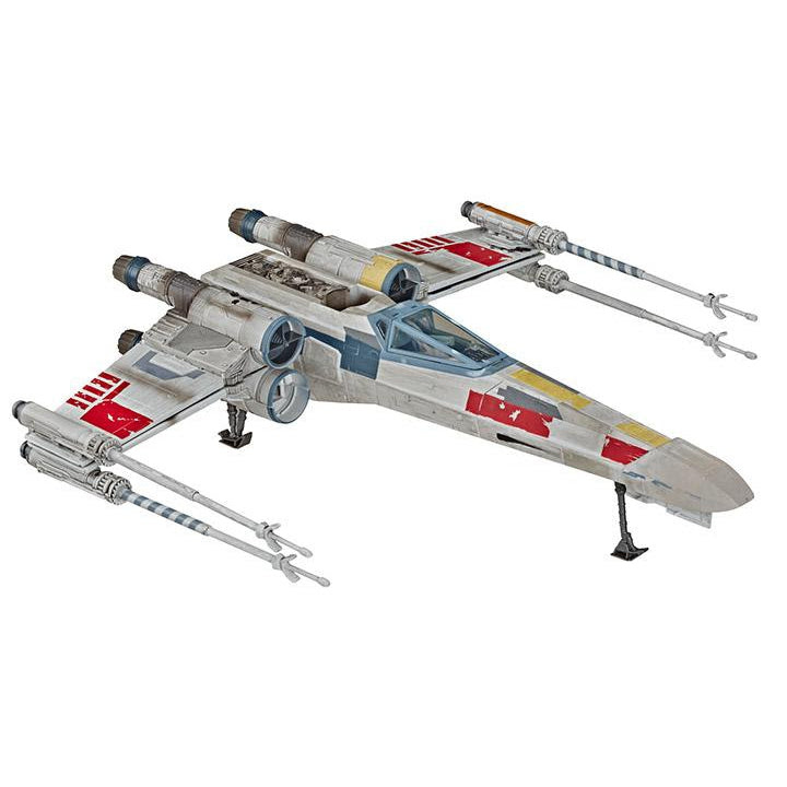Star Wars The Vintage Collection Luke Skywalker Red 5 X-Wing Fighter 3 3/4-Inch Scale Vehicle - Exclusive image