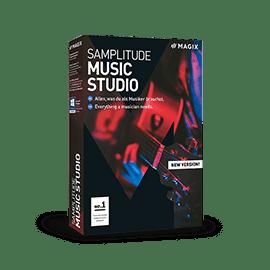 Samplitude Music Studio 2019 (US$99 value) for free