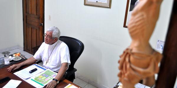 Monseñor Héctor Epalza Quintero reiteró que se  precisa ayuda 'humana', y no solo inversión.