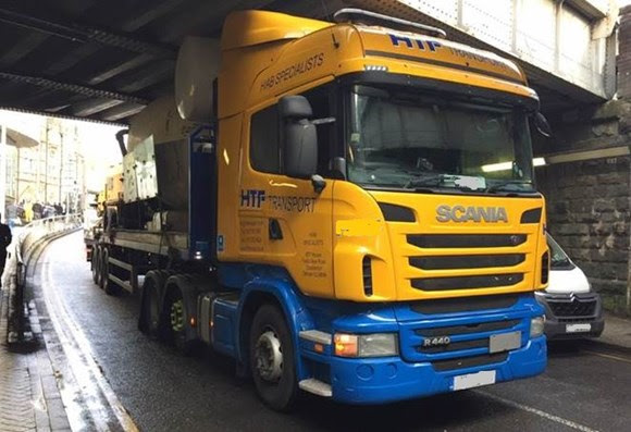 'Lorries can't limbo' campaign aims to reduce £23m annual bridge repair and compensation bill