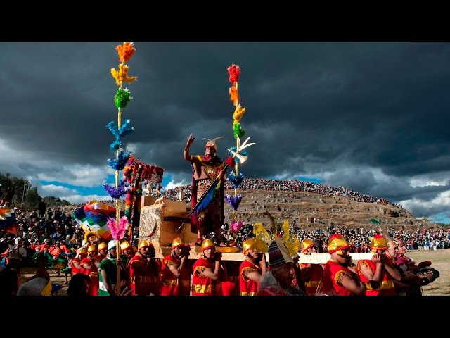 Inca Festival Of The Sun Inti Raymi Tour: June 2017  Sddefault