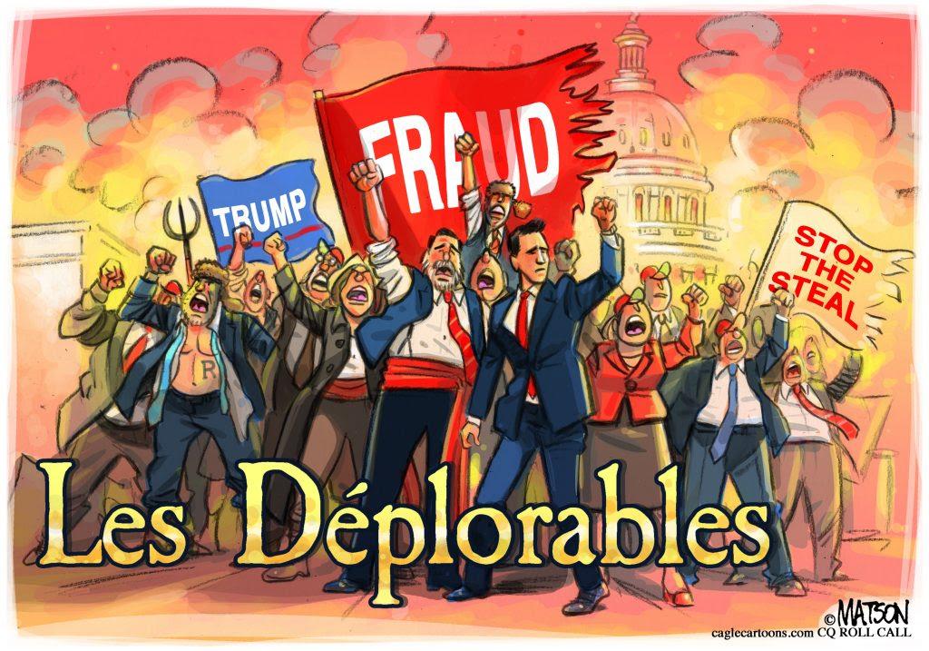 Les Deplorables - R.J. Matson