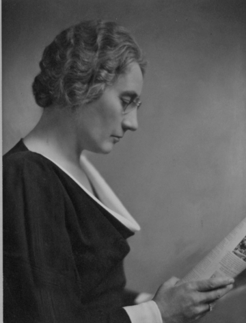 Historical Records Agnes Mcphail, First woman elected to the Canadian Parliament