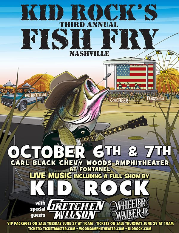 Kid Rock's Fish Fry