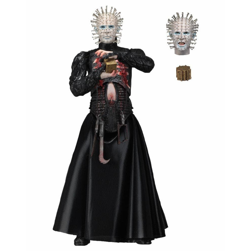 "Image of Hellraiser - 7"" Scale Action Figure - Ultimate Pinhead"