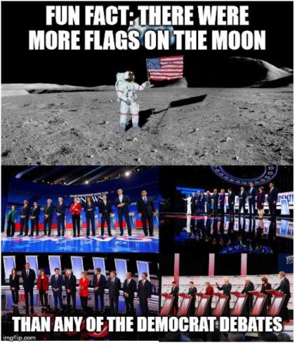 flag democrats moon.JPG