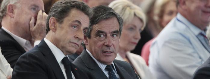 Sarkozy s'affiche avec Fillon, Macron passe six millions de coups de fil, le stress des sondeurs pour dimanche