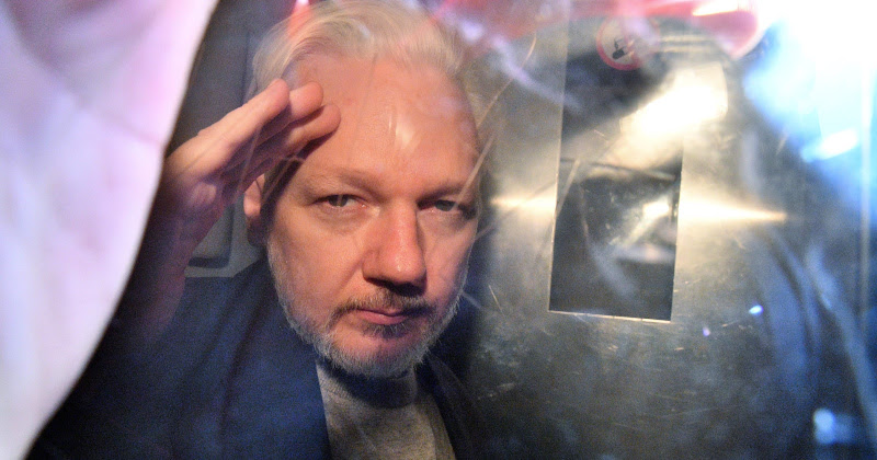 Is Trump Readying Assange Pardon By First Pardoning Snowden? Assange
