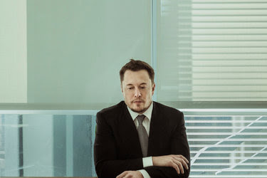 The entrepreneur Elon Musk last month. In the run-up to the presidential election, Mr. Musk openly criticized Donald J. Trump's candidacy, but he has since joined an advisory council of the president.