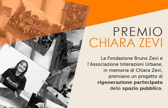 Premio Chiara Zevi