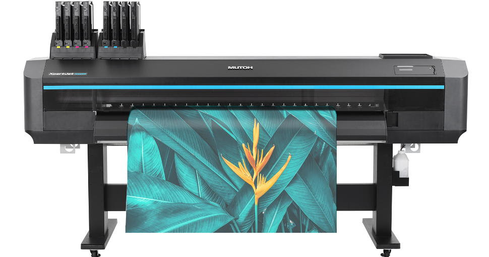 Mutoh releases XpertJet 1682WR dye sublimation printer
