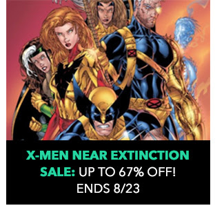 X-Men: Near Extinction Sale: up to 67% off! Sale ends 8/23.
