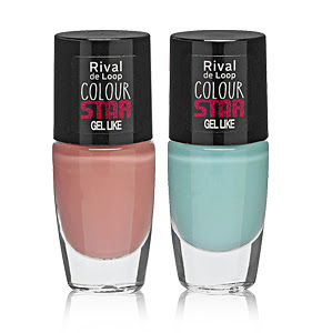 "Rival de Loop ""Colour Star"" Gel-like Nagellack"