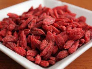 goji-berries γκότζι μπέρι