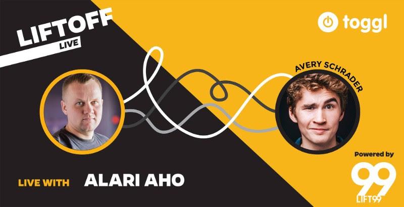 LiftOff LIVE: Alari Aho