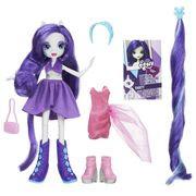 Boneca My Little Pony Equestria Girls Rarity com Acessórios - Hasbro