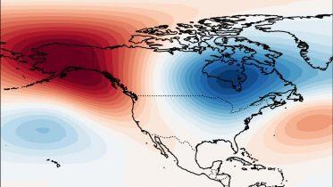 Alaskan Ridge Weather Regime
