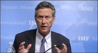 Foto de archivo del economista del FMI, Olivier Blanchard.