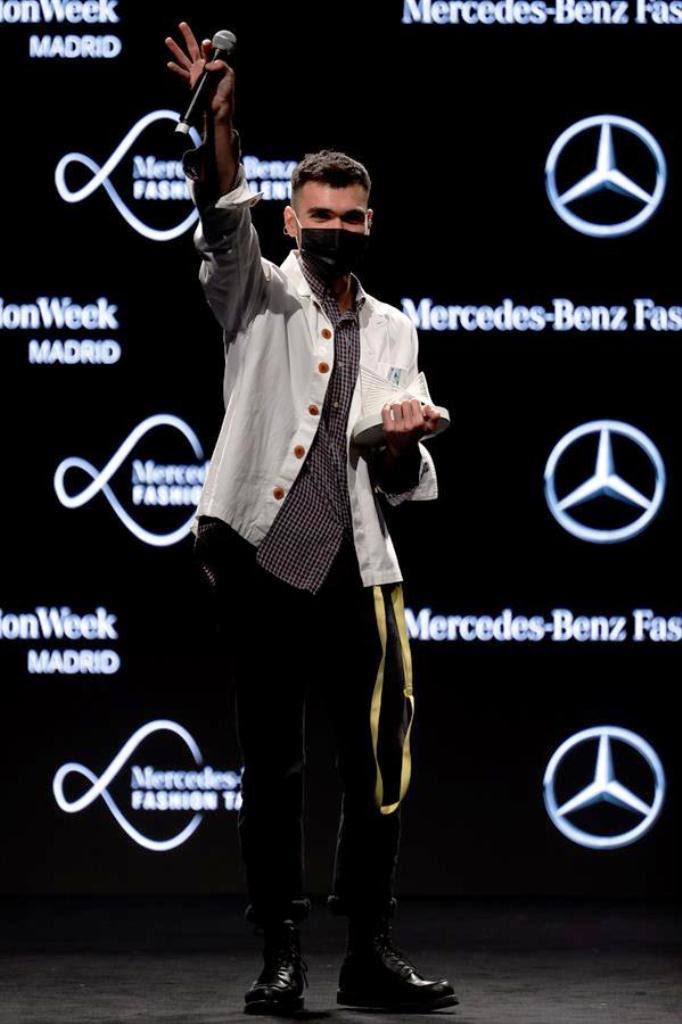 Gabriel Nogueiras ganó premio - noticiacn