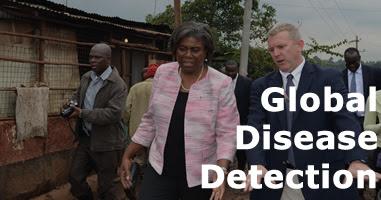 Global Disease Detection