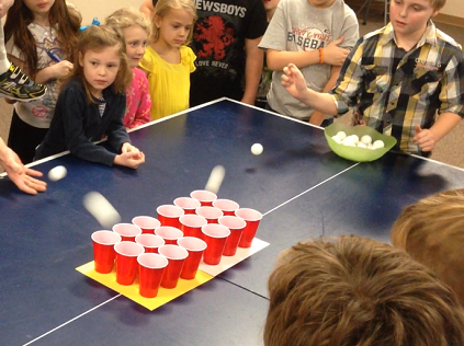 Library: K-2 Minute to Win It Challenge @ Case Memorial Library