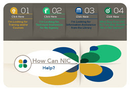 How Can NIC Help?