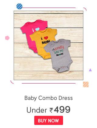 Baby Combo Dress
