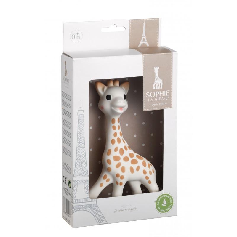 Adventi meglepetés – SOPHIE a zsiráf rágóka
