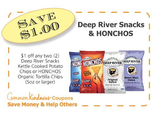 Organic chips coupon