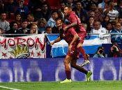 Salomón Rondón abrió el marcador para Venezuela.