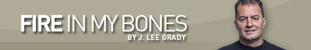 Fire in my Bones, with J. Lee Grady