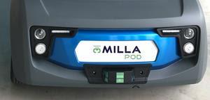 the milla pod