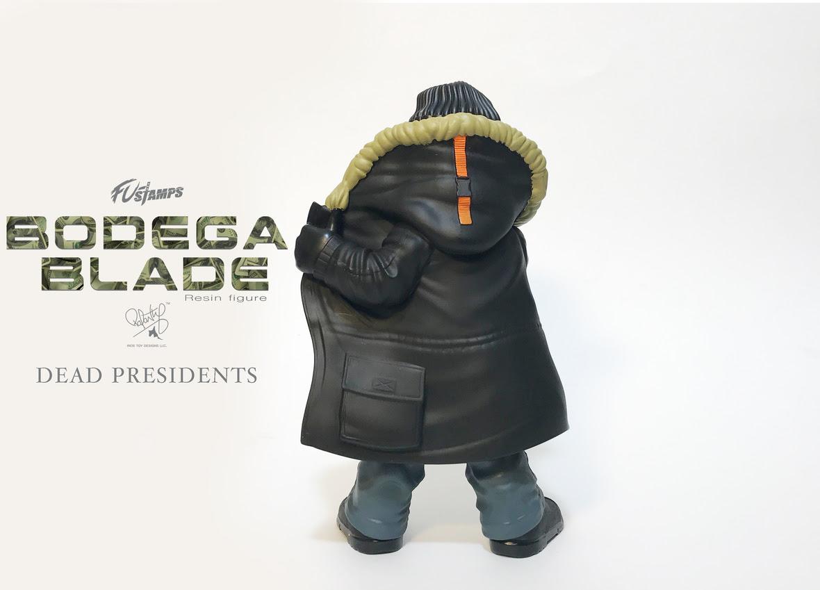 Bodega Blade Dead Presidents DP8