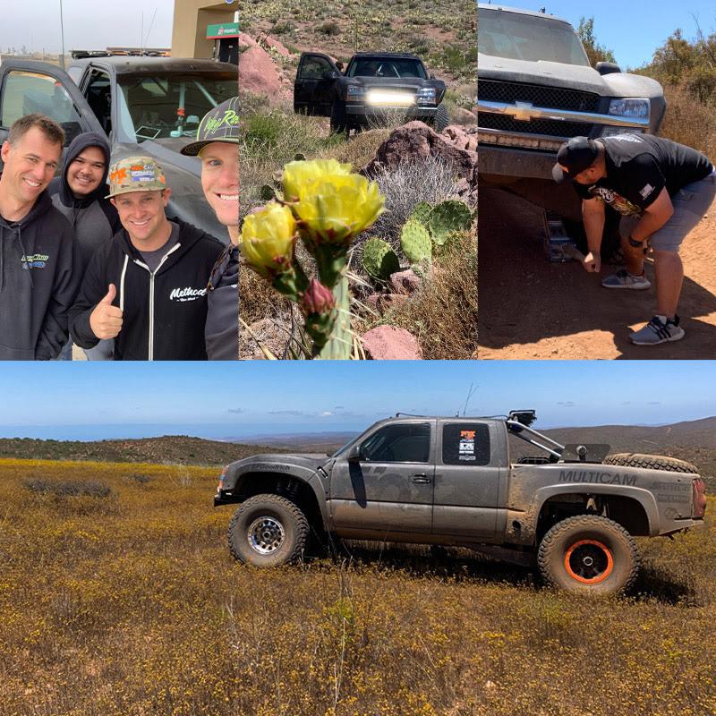 Justin Lofton, SCORE Baja 500, FOX Prerunner, Prerunning, Baja, Friends, Amigos