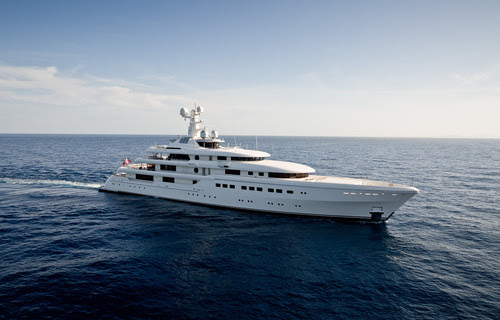 ROMEA High End Yacht charter Hospitality for the Cannes Film Festival 2017
