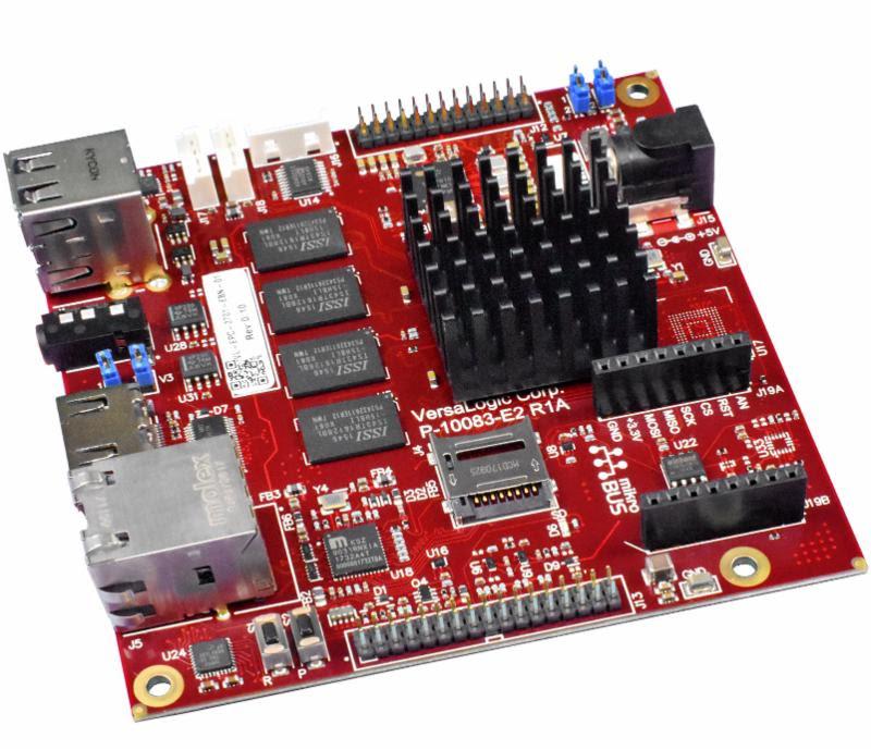 NXP i MX6-Based Boards Boast Extended Temp Operation