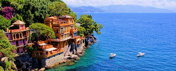 Italian villa that must be nice