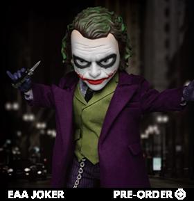 The Dark Knight Egg Attack Action EAA-120 The Joker