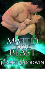 Mated to the Beast by Grace Goodwin