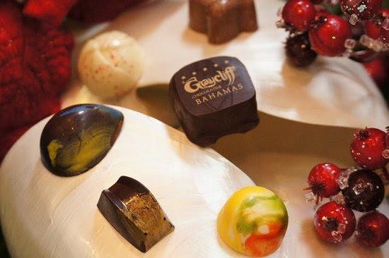 Graycliff chocolates