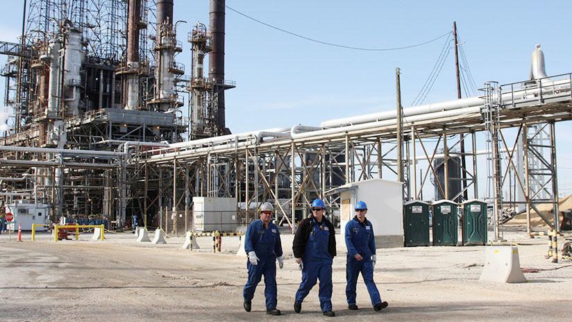 El petróleo de EE.UU. se desploma más de un 6 por ciento