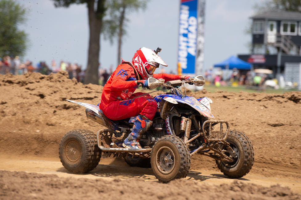 Nick Gennusa will aim to earn his second overall podium finish of the season this Saturday.