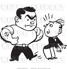 Image result for free image of a bully