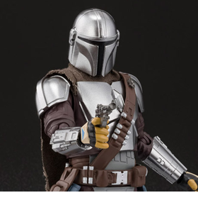 The Mandalorian S.H.Figuarts The Mandalorian (Beskar Armor) Exclusive