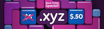 .XYZ for $0.50